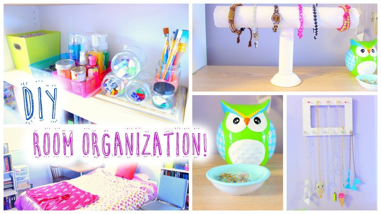 Best Diy Room Organization And Storage Ideas For Summer Youtube With Pictures