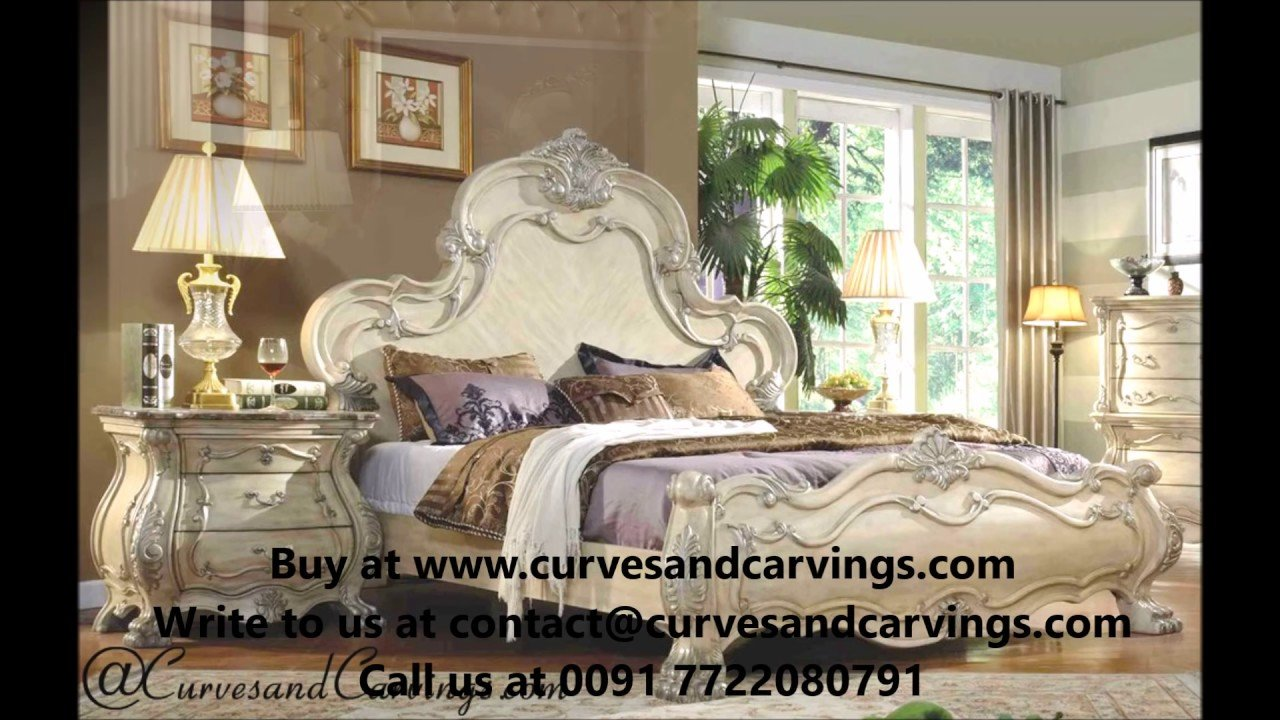 Best Buy Designer Luxury Beds Bedroom Sets Online In India With Pictures