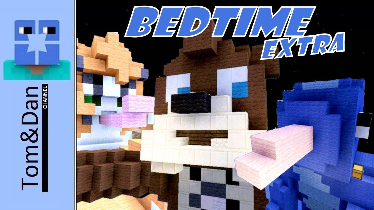 Best Stampy S Bedroom Night Time Extra S 12 Youtube With Pictures