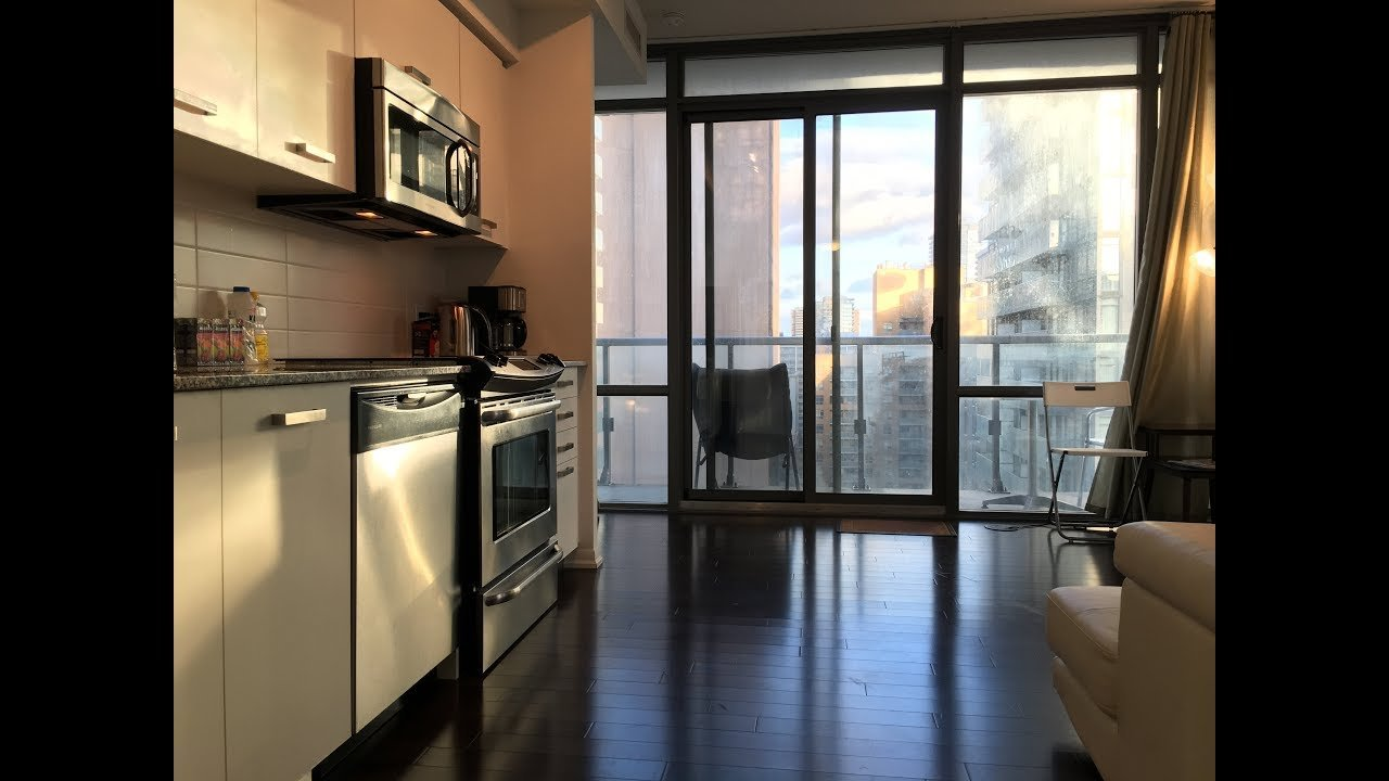 Best Toronto Downtown 2 Bedroom Condo Walkthrough Youtube With Pictures