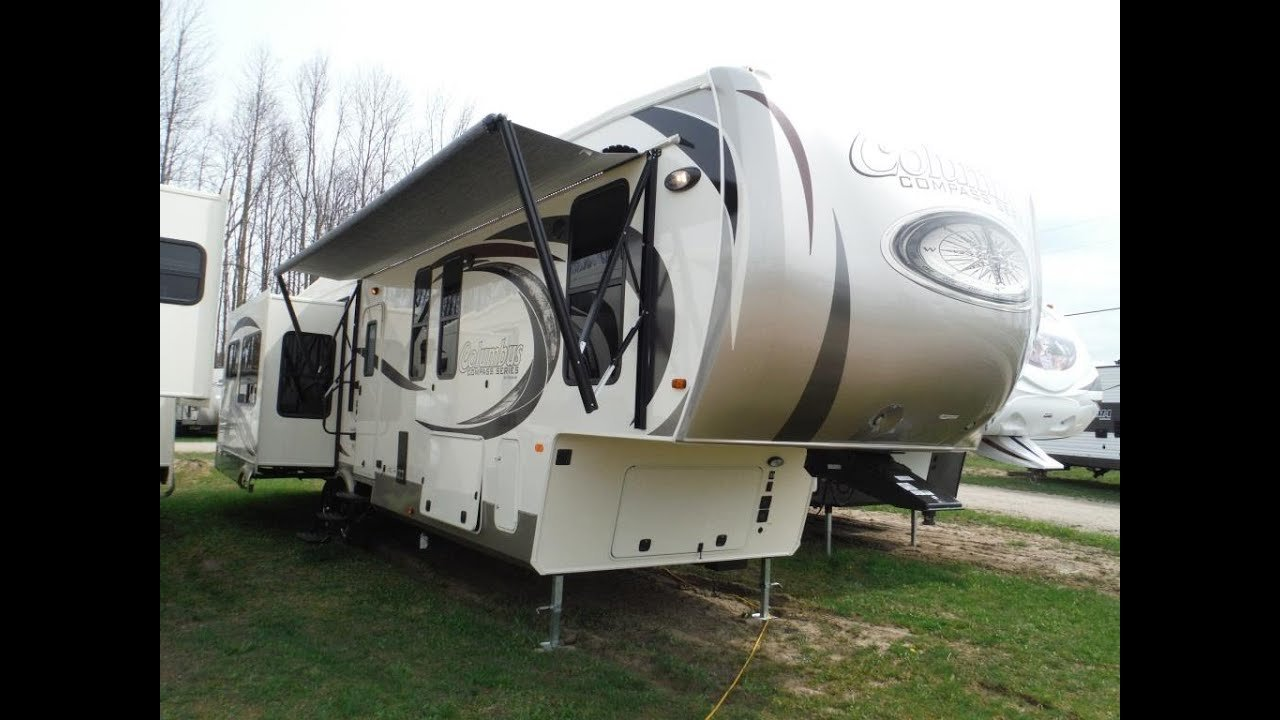 Best 2017 Columbus Compass 377Mb 2 Bedroom Luxury 5Th Wheel With Pictures