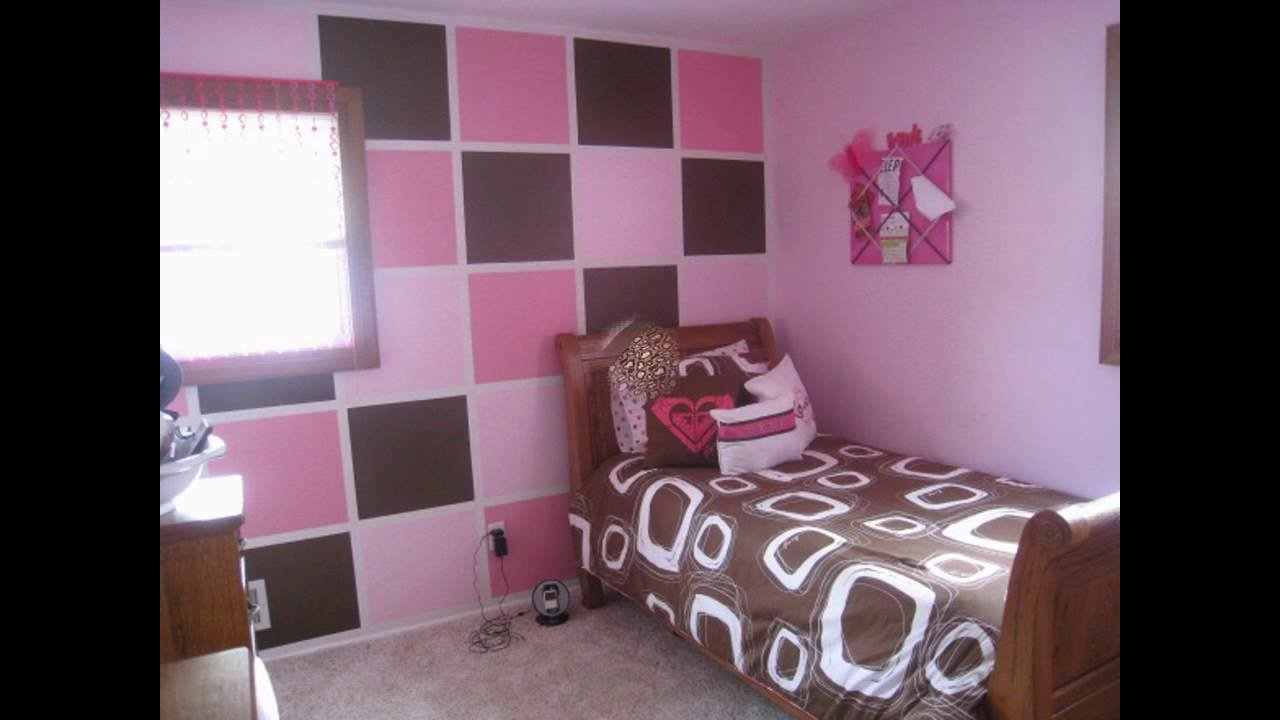 Best Pink And Brown Bedroom Decorations Ideas Youtube With Pictures