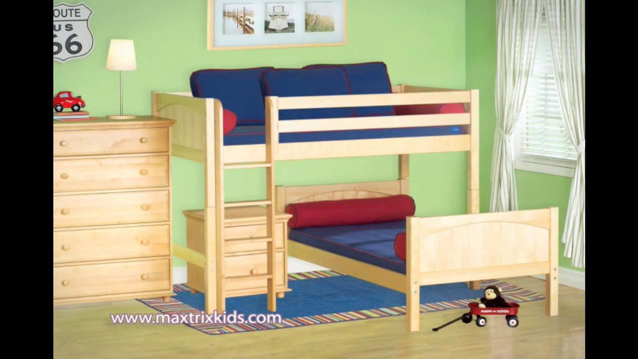 Best Maxtrix Children S Furniture The Bedroom Source Long With Pictures