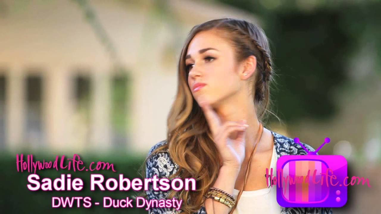 Best Dwts Duck Dynasty Sadie Robertson S Bedroom Dance With Pictures