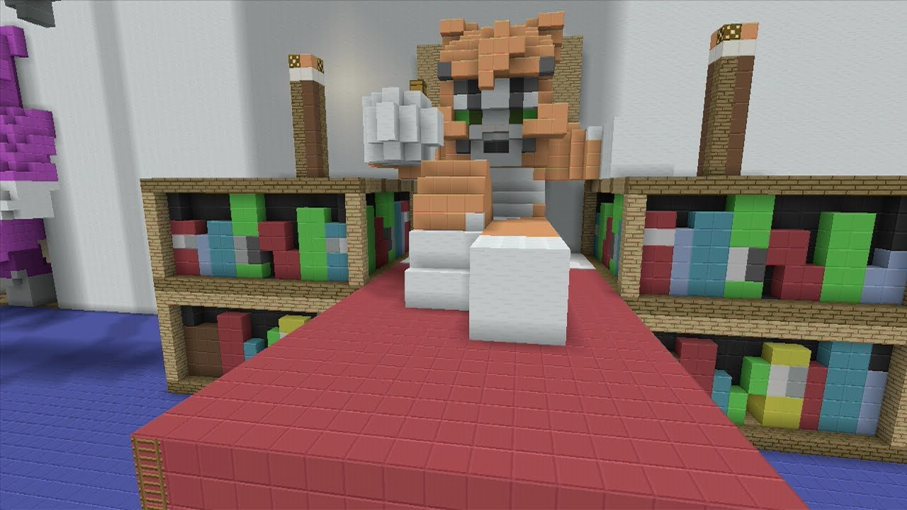 Best Minecraft Xbox360 Stampy S Bedroom Hunger Games With Pictures