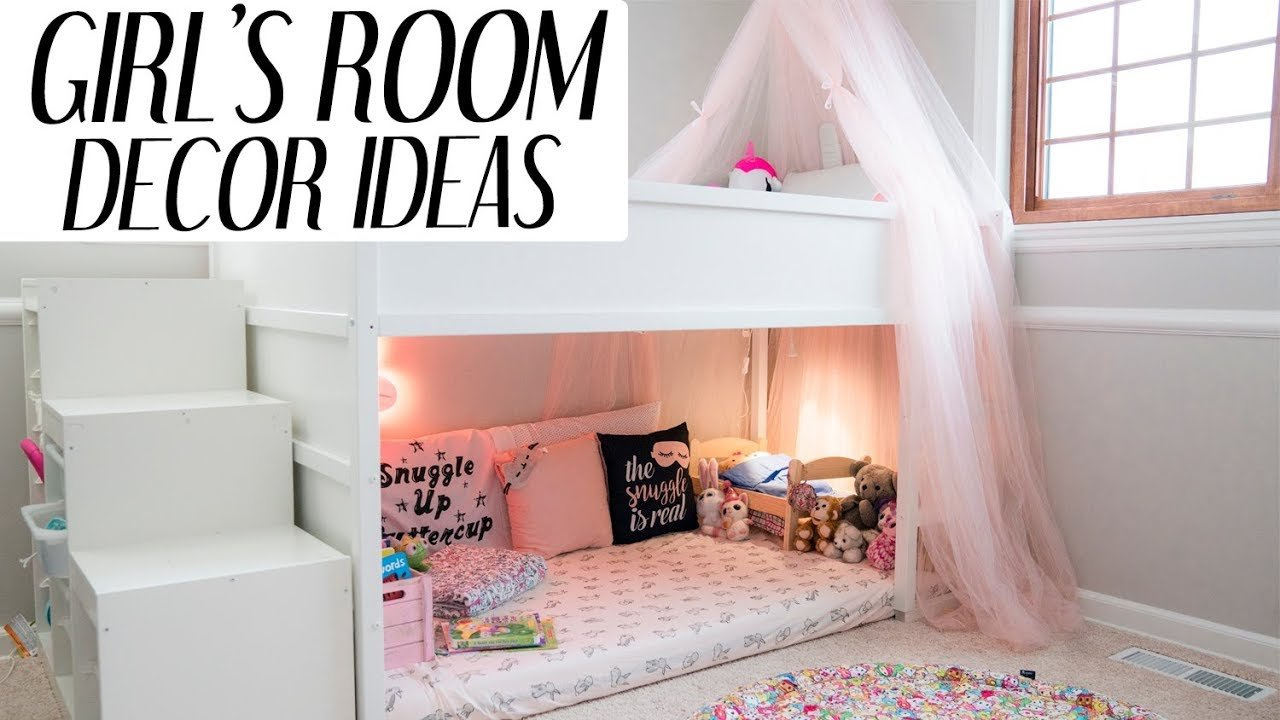 Best Kids Room Decor Ideas For Girls L Xolivi Youtube With Pictures