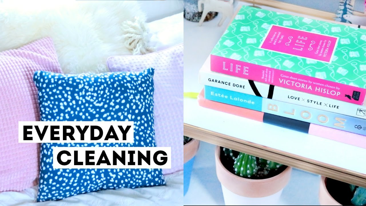 Best My Everyday Cleaning Routine How I Tidy My Bedroom Youtube With Pictures