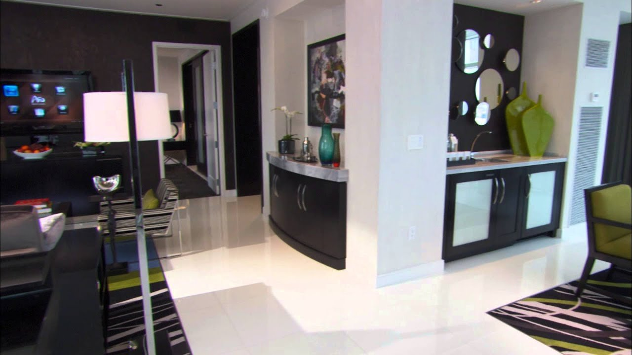 Best Aria Las Vegas Sky Suites One Bedroom P*Nth**S* Living With Pictures