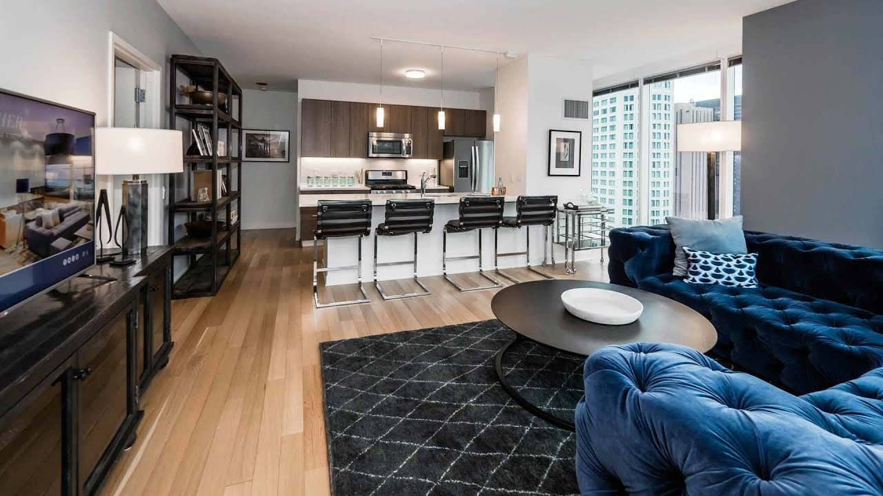 Best Tour A New Luxury 2 Bedroom 2 Bath At Streeterville's With Pictures Original 1024 x 768