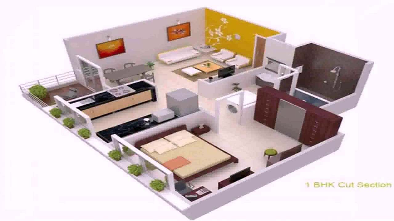 Best 2 Bedroom House Plans As Per Vastu Youtube With Pictures