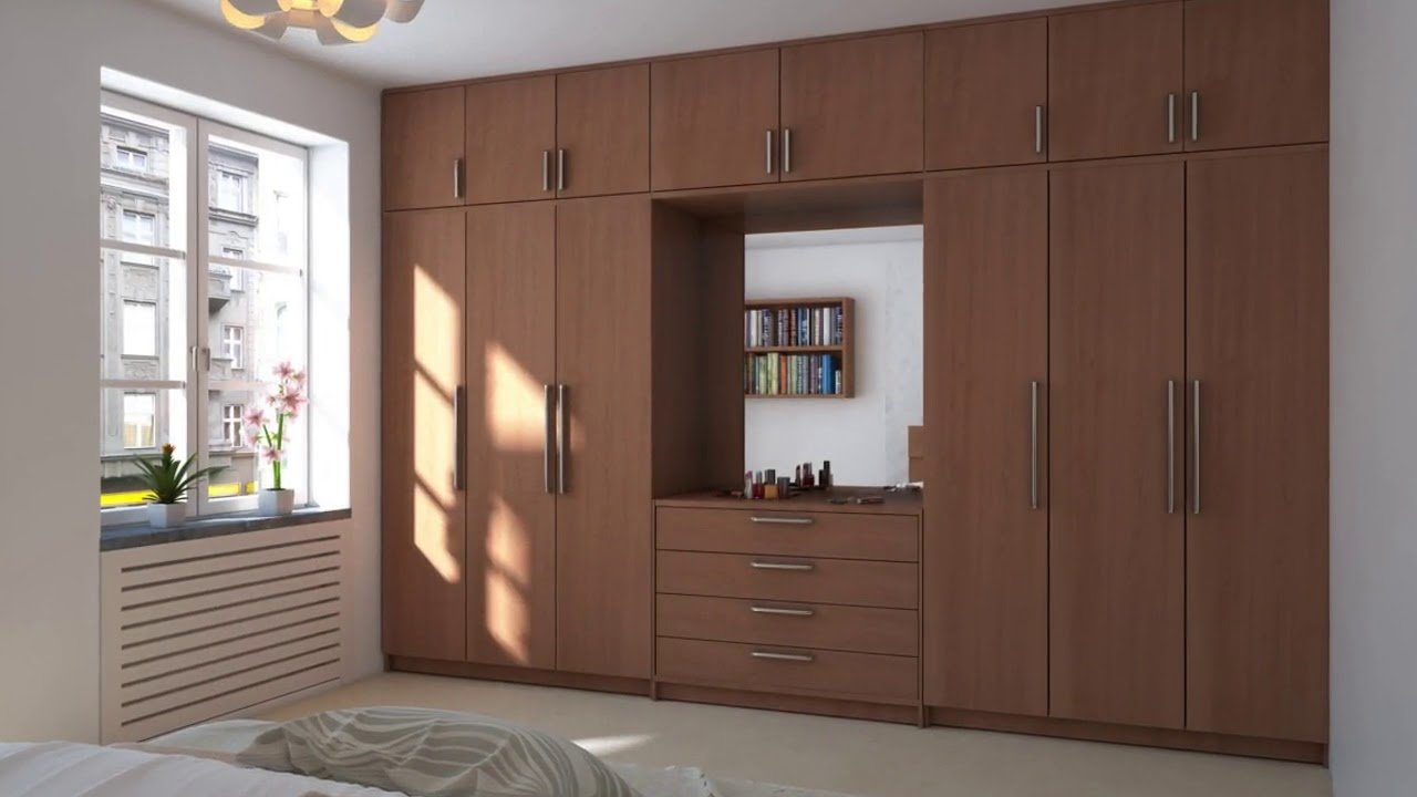 Best Modern Wardrobes Designs For Bedrooms In India Youtube With Pictures