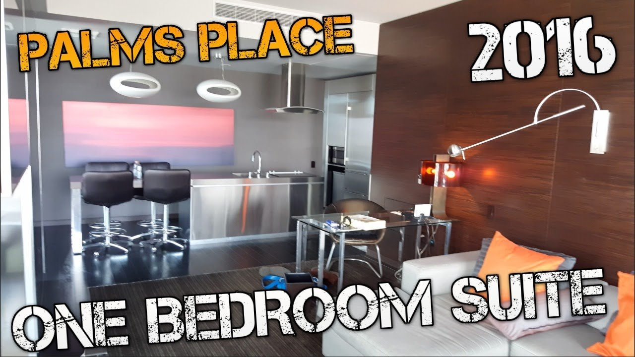 Best Las Vegas I Palms Place One Bedroom Suite 2016 Youtube With Pictures