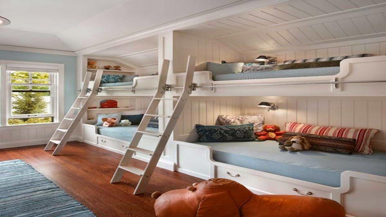 Best Coolest Bunk Bed Ideas For Kids 2017 Interesting Bunk Beds Designs Youtube With Pictures