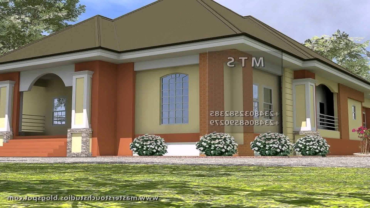 Best Simple 2 Bedroom House Plans In Kenya Youtube With Pictures