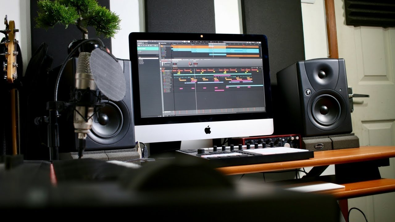 Best How To Turn Your Bedroom Into A Home Studio 2018 Youtube With Pictures