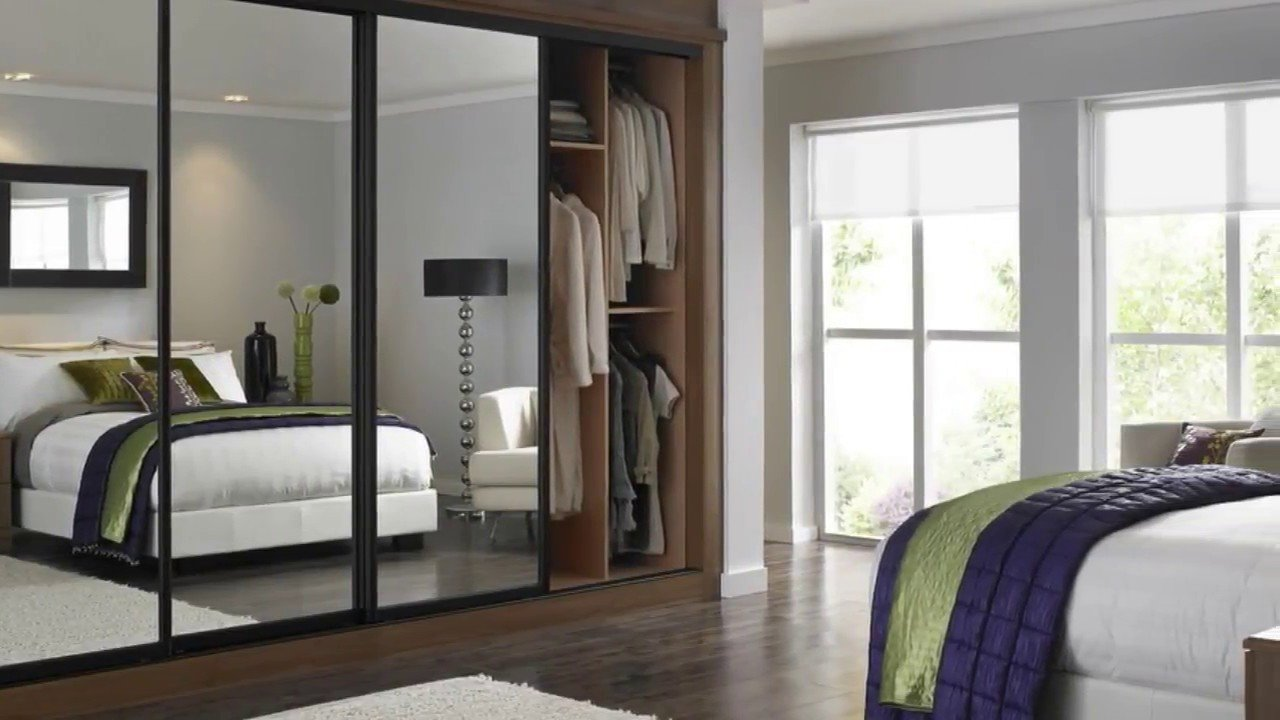 Best Wardrobe Designs For Small Bedroom Indian Youtube With Pictures