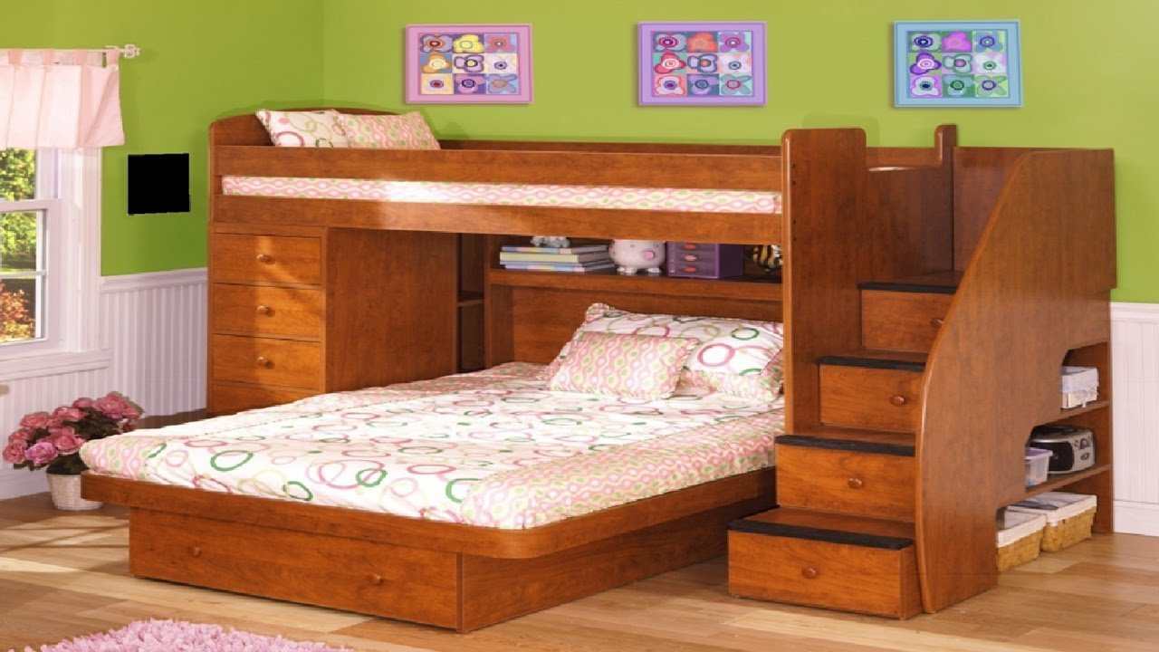 Best 30 Space Saving Small Bedroom Ideas Youtube With Pictures