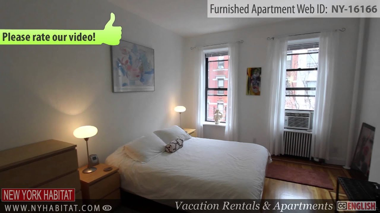 Best Video Tour Of A 1 Bedroom Furnished Apartment In The Upper With Pictures