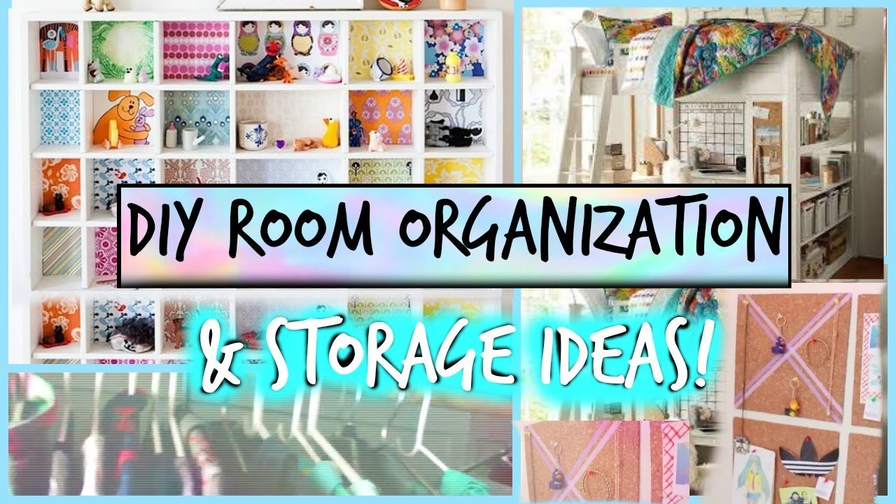 Best Diy Room Organization And Storage Ideas Spring Cleaning With Pictures