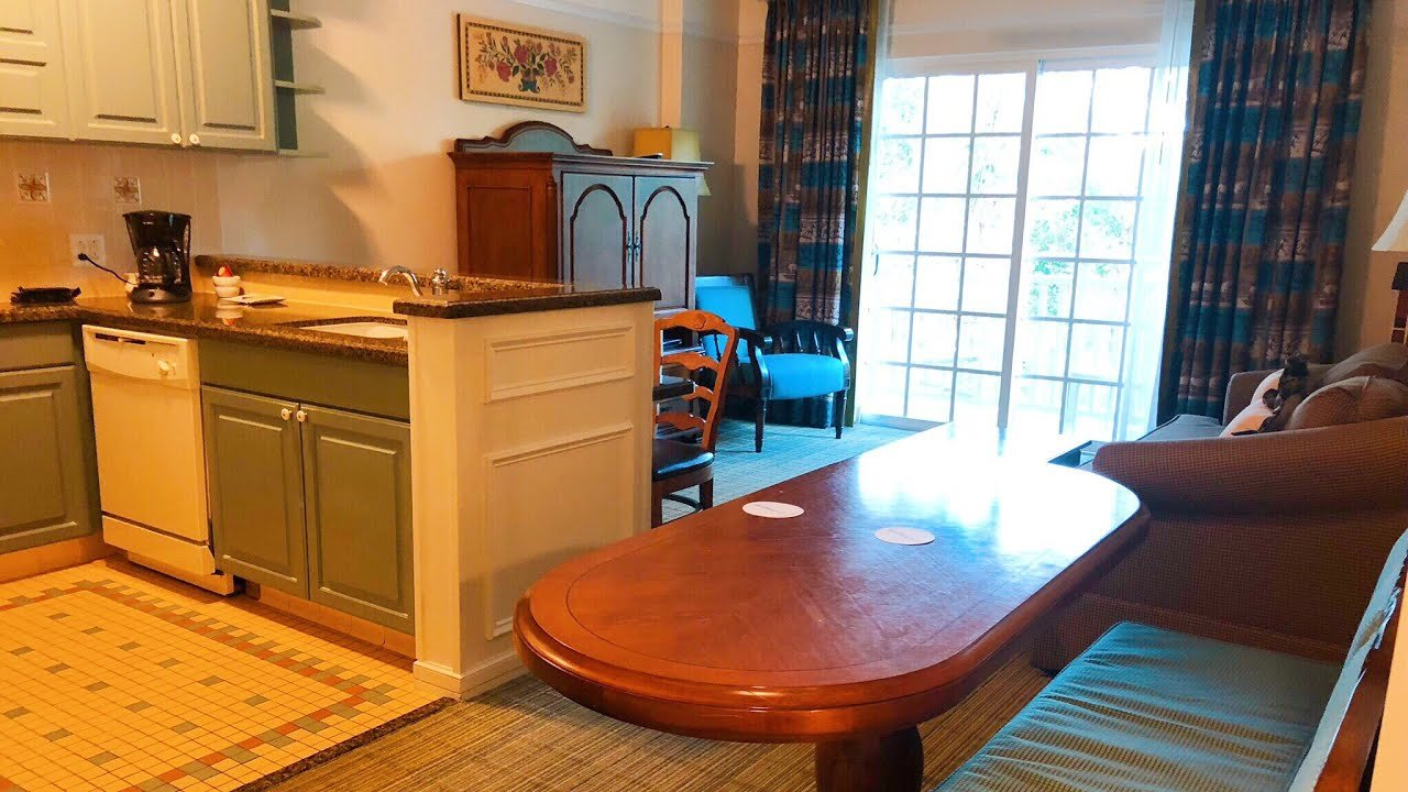 Best Disney S Saratoga Springs 1 Bedroom Villa Room Tour Dvc With Pictures