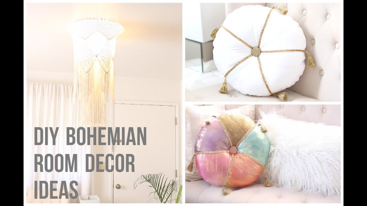 Best Diy Bohemian Room Decor Ideas Youtube With Pictures
