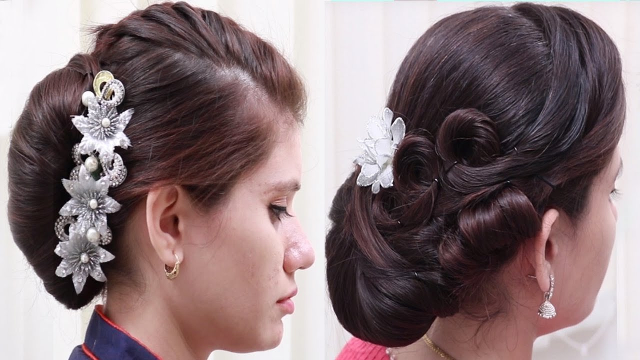 Free Beautiful Wedding Guest Hairstyles For Long Hair Wallpaper