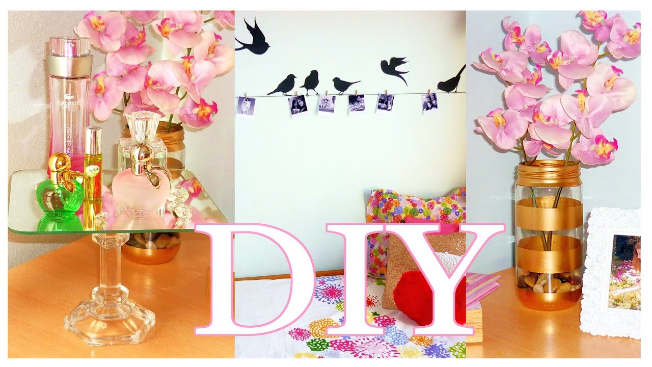 Best Diy Room Decor Cheap Cute Projects Low Cost Ideas With Pictures