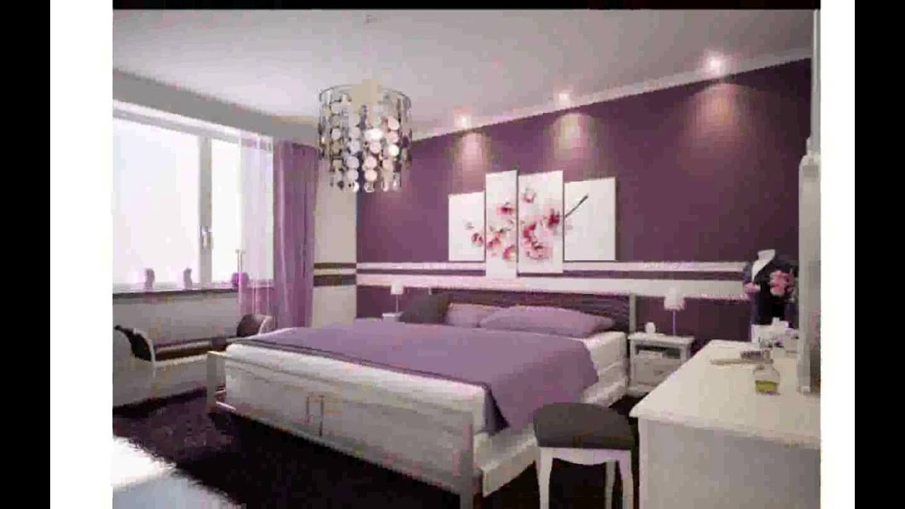 Best Purple And Silver Bedroom Ideas Youtube With Pictures