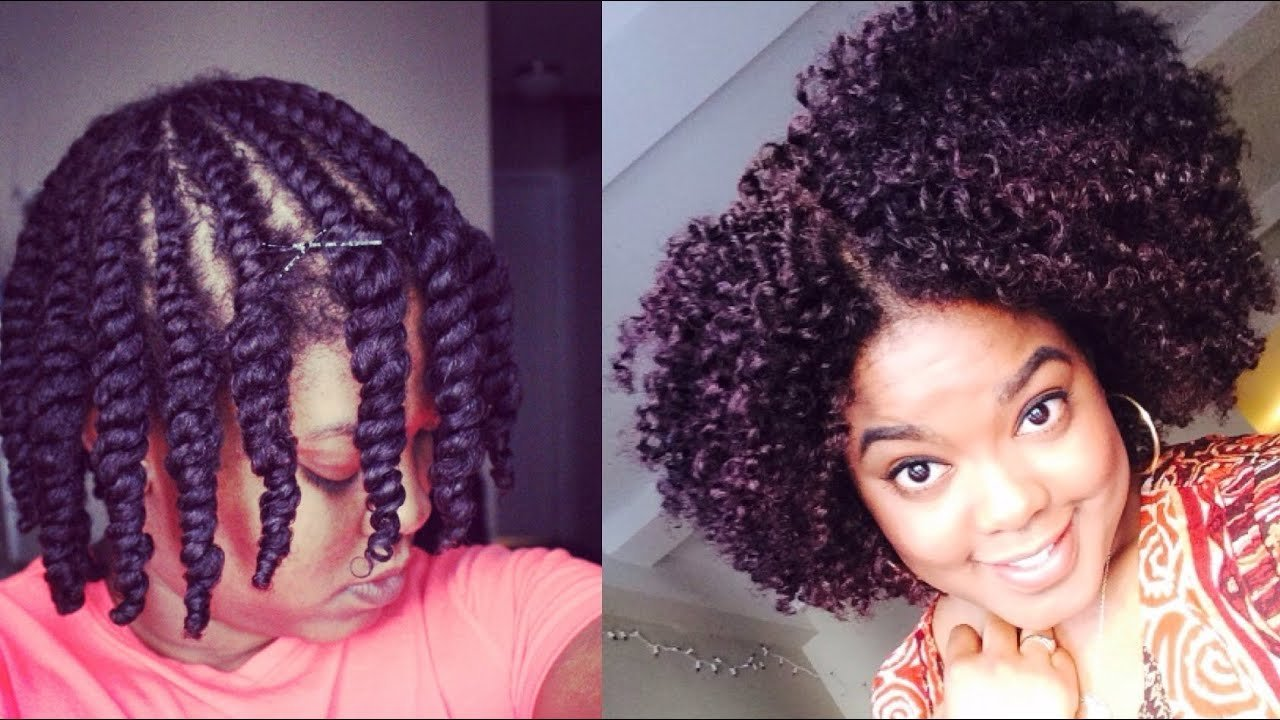 Free Natural Hair Updated Flat Twist Out Youtube Wallpaper