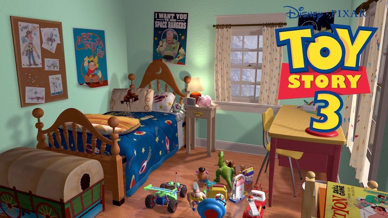Best Full Episode Movie Game English Toy Story 3 Disney Andy´s House Buzz Lightyear Jessie Woody With Pictures