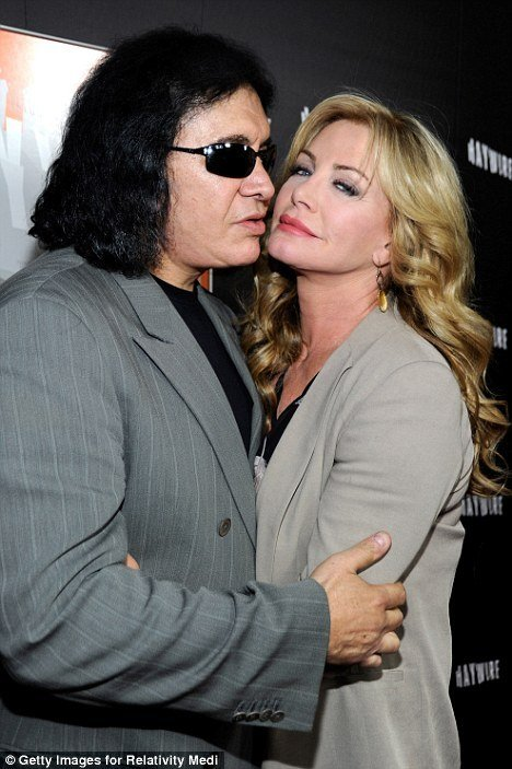 Best Gene Simmons And Shannon Tweed Reveal The Secret To Their With Pictures
