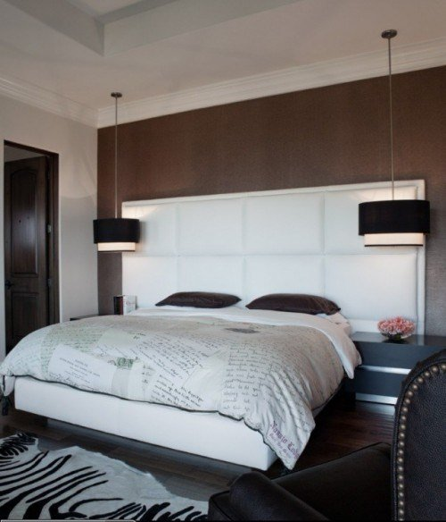 Best 37 Cool Hanging Bedside Lamps Shelterness With Pictures