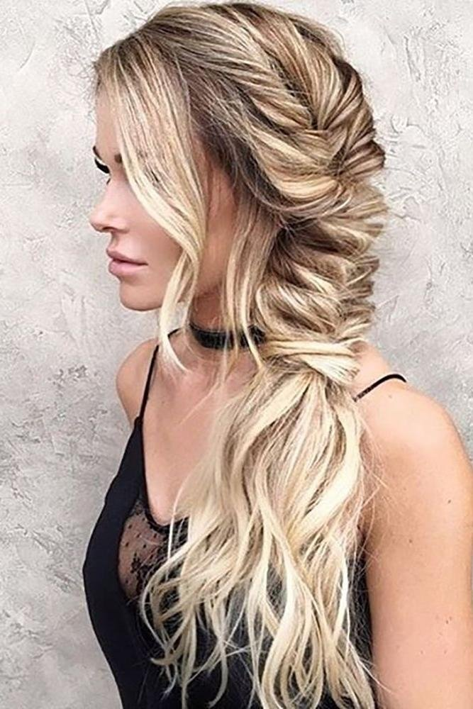Free 15 Best Collection Of Long Hairstyles For Parties Wallpaper