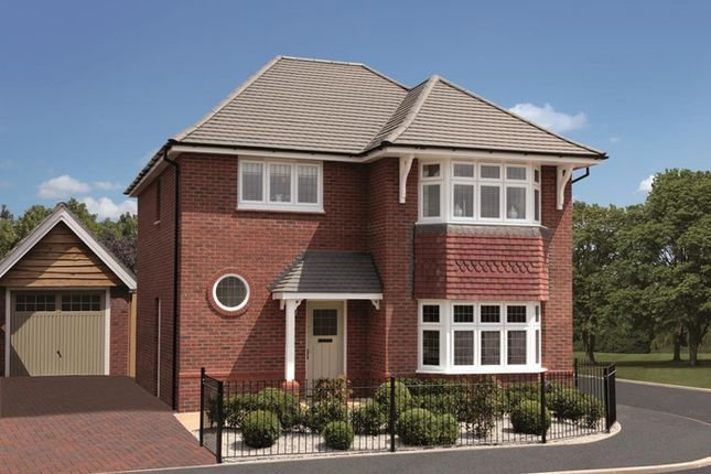 Best 83 The Leamington Redrow At Abbey Farm Lady Lane With Pictures