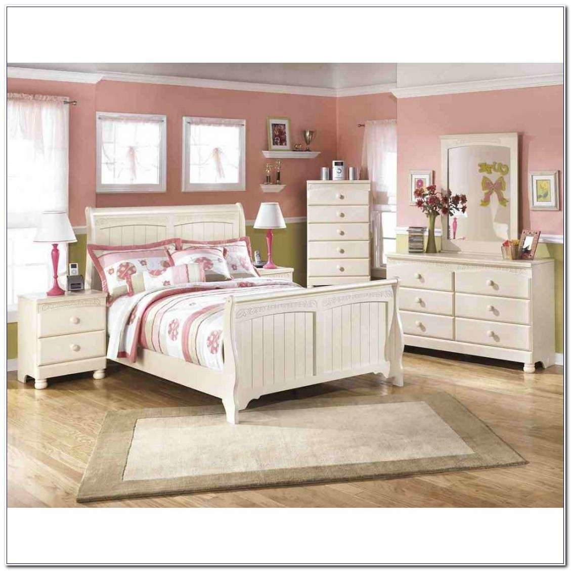 Best Cream Cottage Bedroom Set – Bedroom Ideas With Pictures