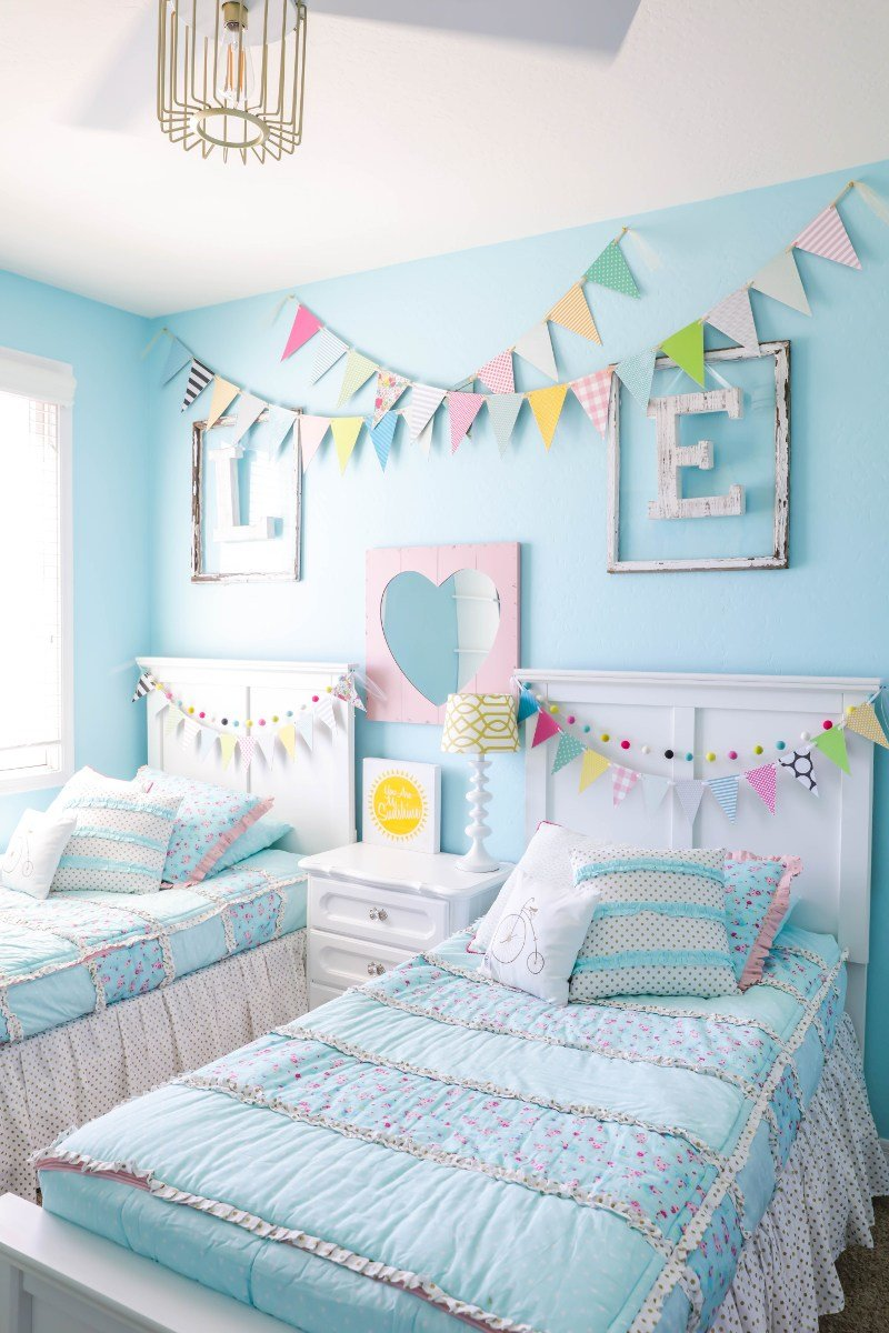 Best Decorating Ideas For Kids Rooms With Pictures