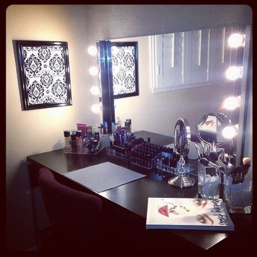 Best Makeup Station Tumblr With Pictures