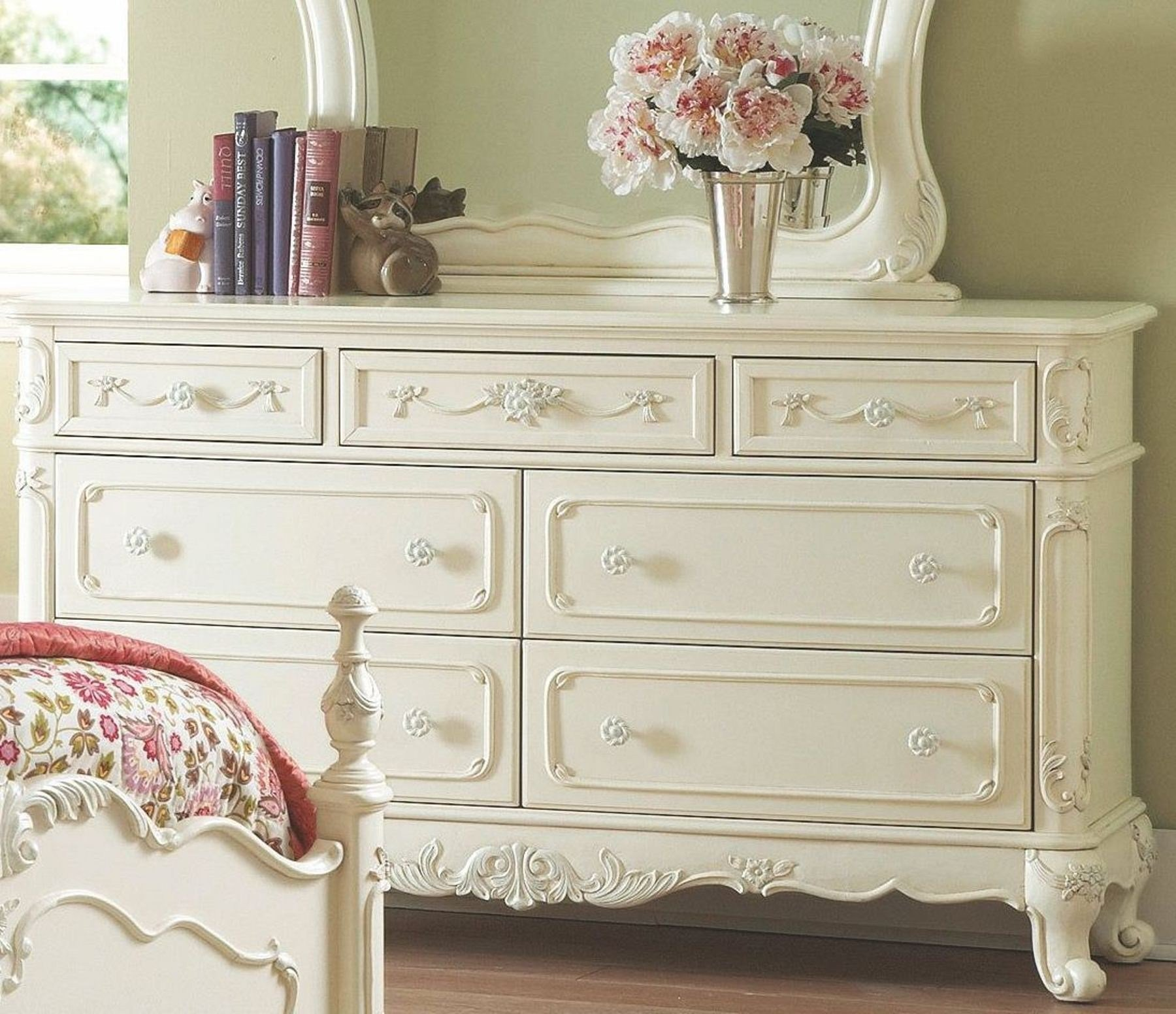 Best Cinderella Poster Bedroom Set From Homelegance 1386 With Pictures