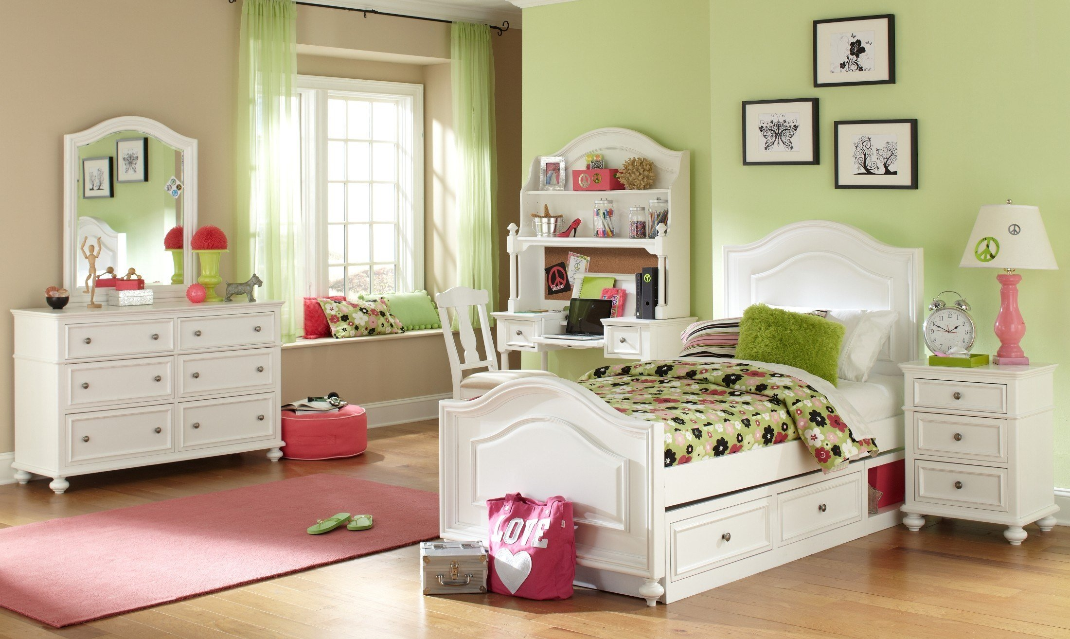 Best Madison Youth Panel Bedroom Set From Legacy Kids Coleman With Pictures