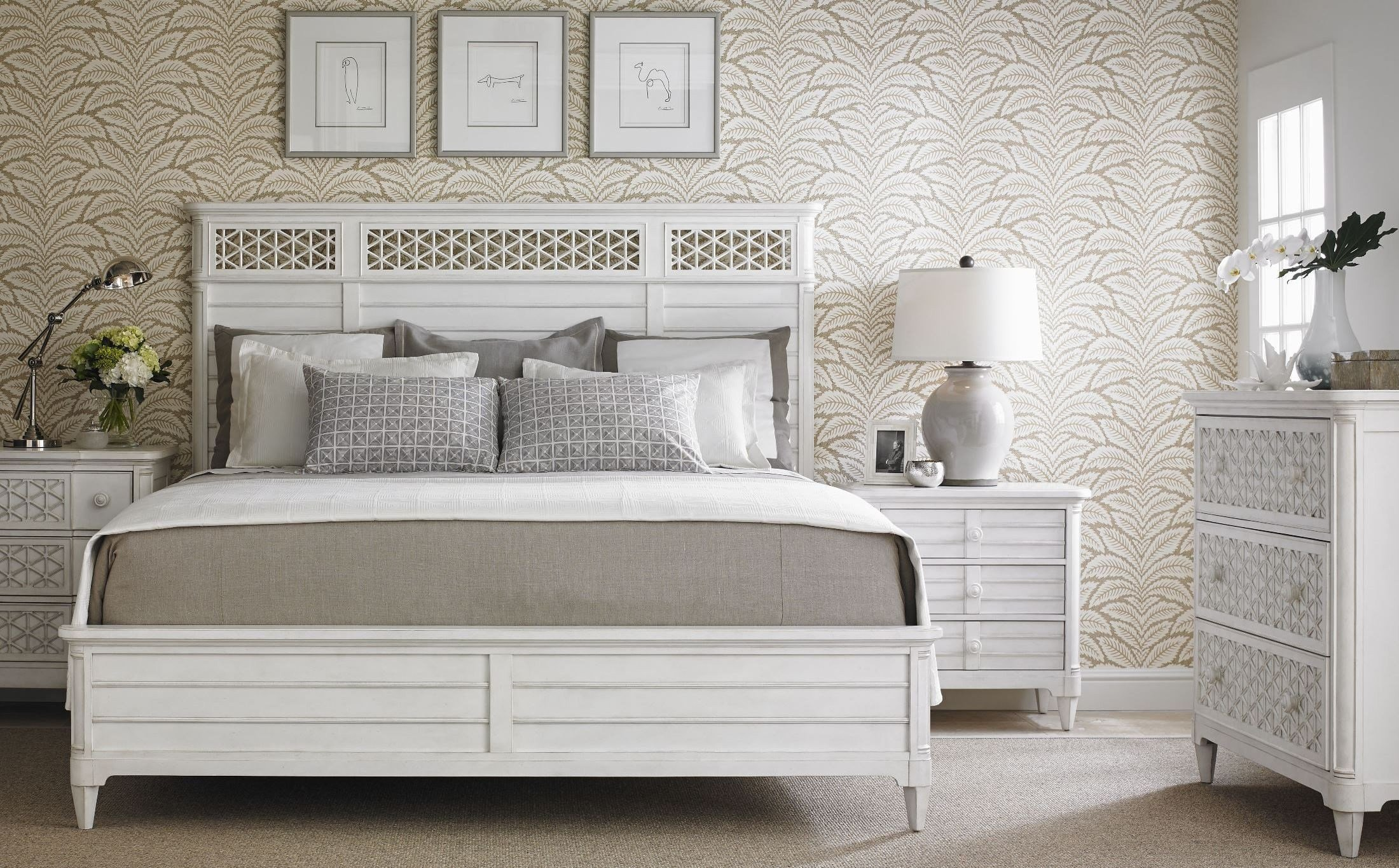Best Coastal Living Parchment Cypress Grove Wood Panel Bedroom Set From Coastal Living 451 23 40 With Pictures