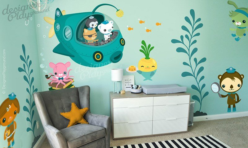 Best Octonauts Bedroom Wallpaper Www Indiepedia Org With Pictures