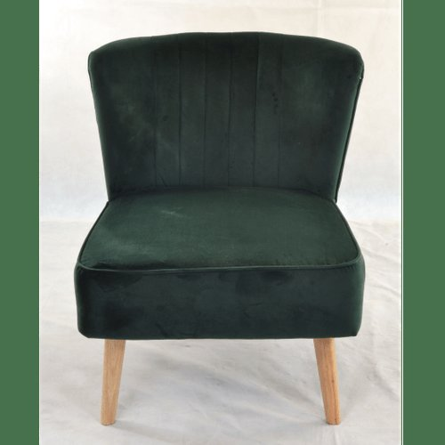 Best Cromarty Chair Forest Green With Pictures