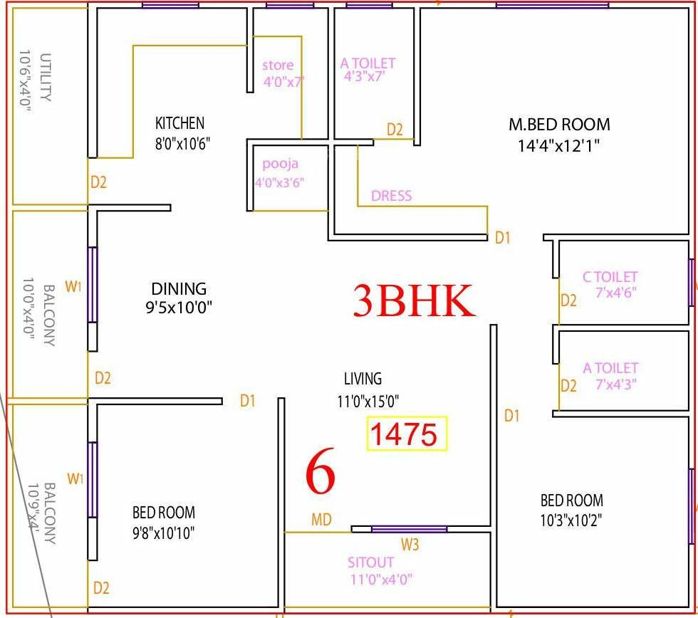 Best Kerala Vastu Bedroom Size Www Indiepedia Org With Pictures