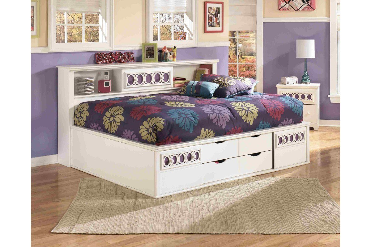 Best Bedroom Sets Zayley Full Bedroom Set Newlotsfurniture With Pictures