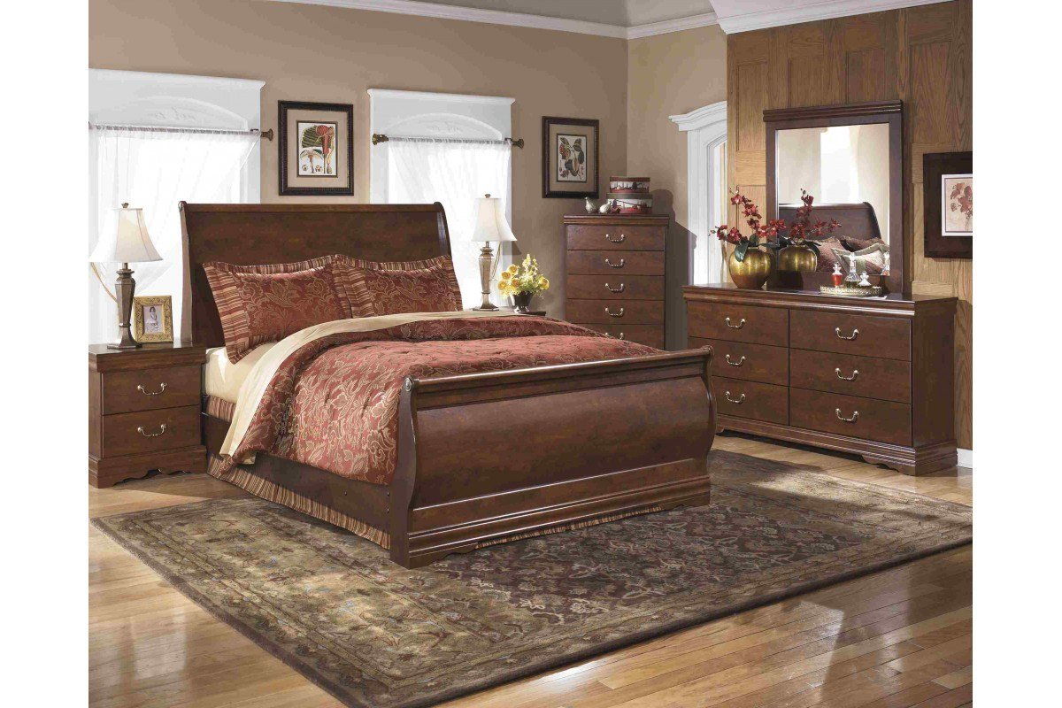 Best Bedroom Sets Wilmington Queen Bedroom Set Newlotsfurniture With Pictures