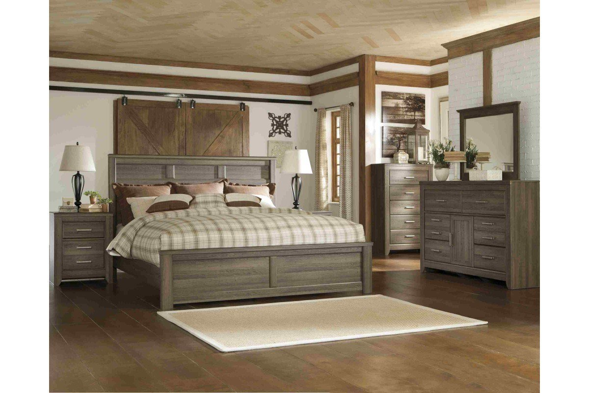 Best Bedroom Sets Juararo King Bedroom Set Newlotsfurniture With Pictures
