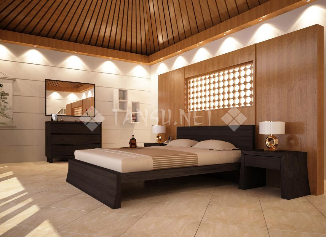 Best Cairo Platform Bed Tansu Net With Pictures