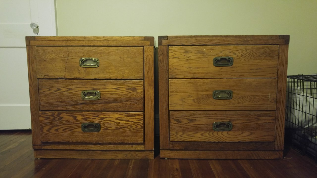 Best Young Hinkle Passport 3 Drawer Dressers My Antique With Pictures