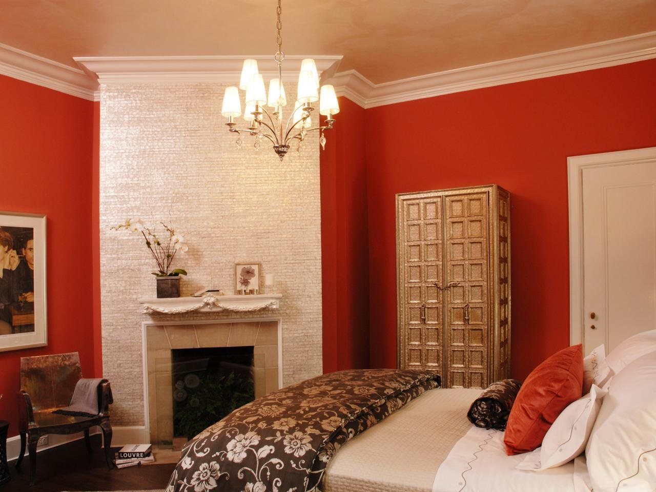 Best Small Bedroom Painting Ideas Paint Colors For Small With Pictures