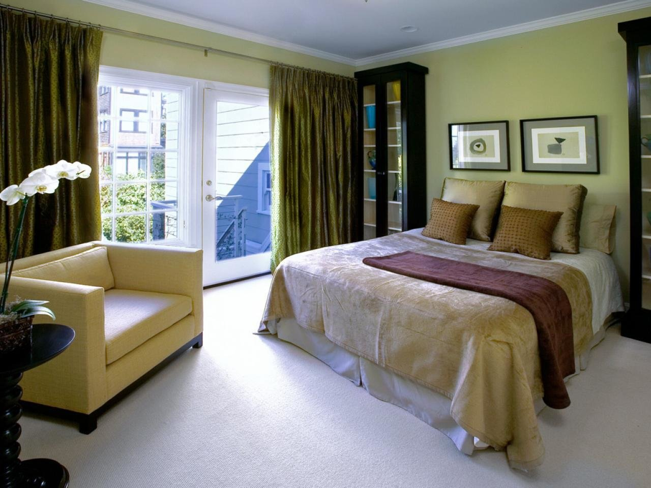 Best Bedroom Paint Color Ideas Pictures Options Hgtv With Pictures